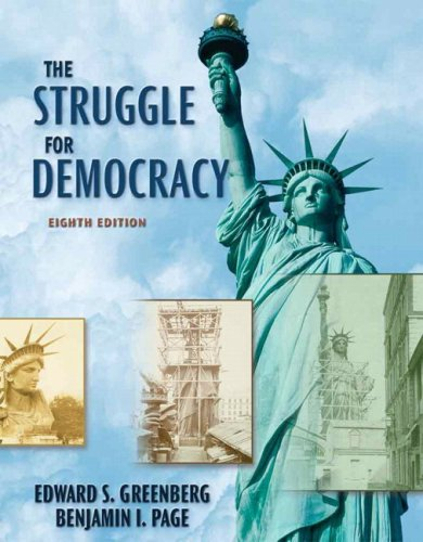 The Struggle for Democracy 9780321420831