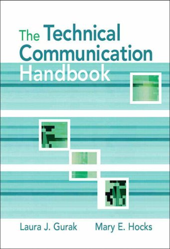 The Technical Communication Handbook 9780321365071