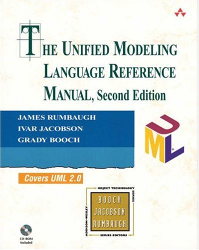 The Unified Modeling Language Reference Manual 9780321245625