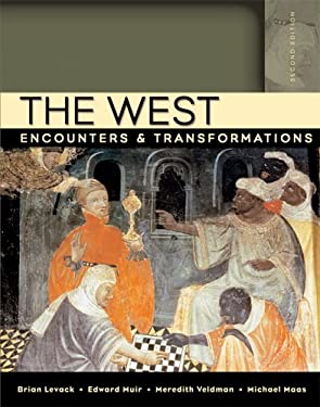 The West: Encounters & Transformations 9780321364043