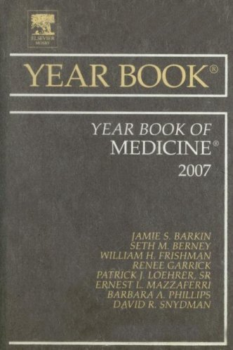 The Year Book of Medicine 9780323046602