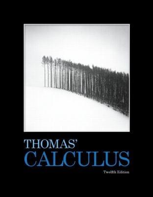 Thomas' Calculus - 12th Edition