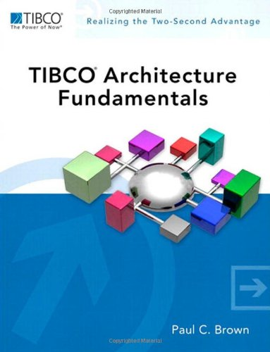 TIBCO Architecture Fundamentals 9780321772619