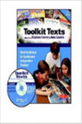 Toolkit Texts, Grades 4-5: Short Nonfiction for Guided and Independent Practice [With CDROM] 9780325011967