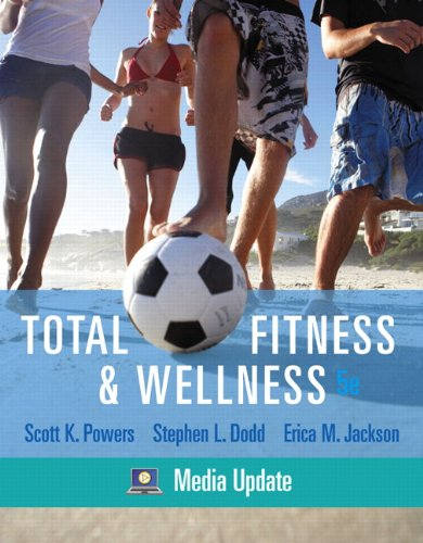 Total Fitness & Wellness, Media Update 9780321676542