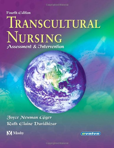 Transcultural Nursing: Assessment & Intervention 9780323022958