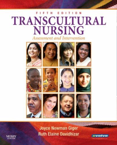 Transcultural Nursing: Assessment and Intervention 9780323048118