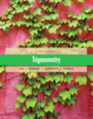 Trigonometry Plus Mymathlab Student Access Kit 9780321828101