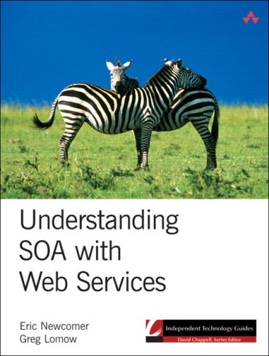 Understanding SOA with Web Services 9780321180865