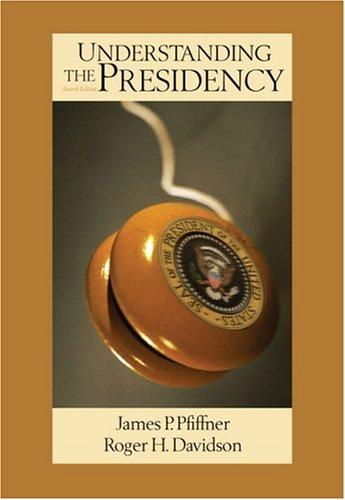 Understanding the Presidency 9780321434357