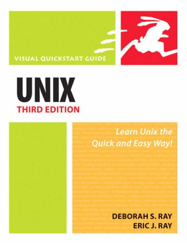 Unix: Visual QuickStart Guide 9780321442451