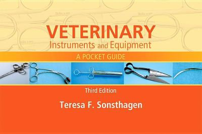 Veterinary Instruments and Equipment: A Pocket Guide 9780323263139