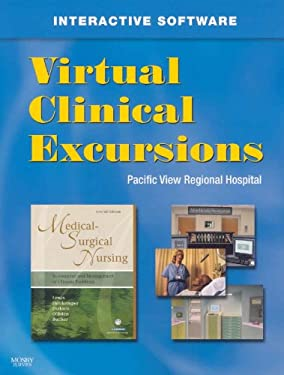 Virtual Clinical Excursions for Medical-Surgical Nursing 9780323050142