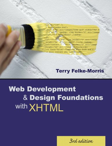 Web Development & Design Foundations with XHTML 9780321436757