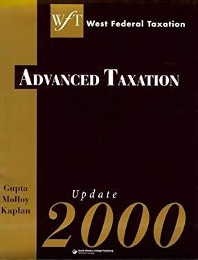 West Federal Tax Advanced Update 2000 Alone 9780324020267