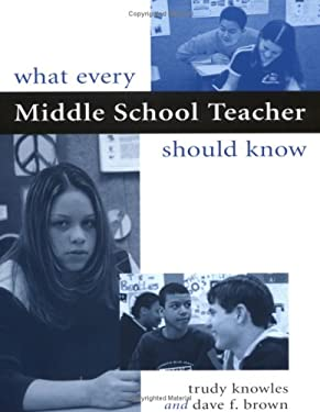 What Every Middle School Teacher Should Know 9780325002668