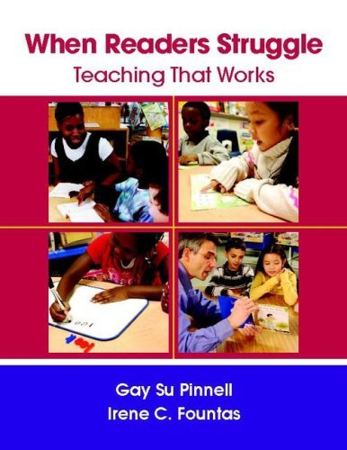 When Readers Struggle: Teaching That Works 9780325018263