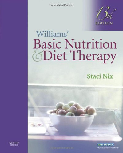 Williams' Basic Nutrition & Diet Therapy 9780323051996
