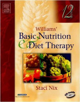 Williams' Basic Nutrition & Diet Therapy [With CDROM] 9780323026024