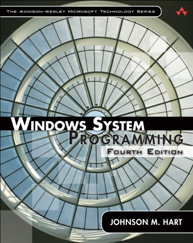 Windows System Programming 9780321657749