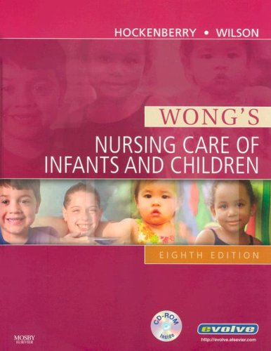 Wong's Nursing Care of Infants and Children 9780323039635