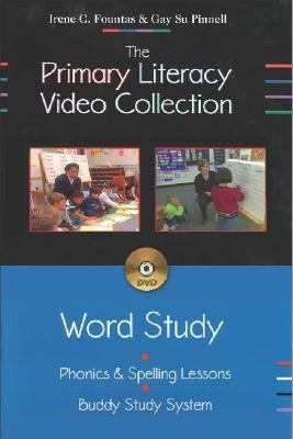 Word Study [Dvd]: Phonics & Spelling Minilessons: Buddy Study System 9780325008462