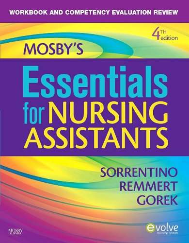 Workbook and Competency Evaluation Review for Mosby's Essentials for Nursing Assistants 9780323068741