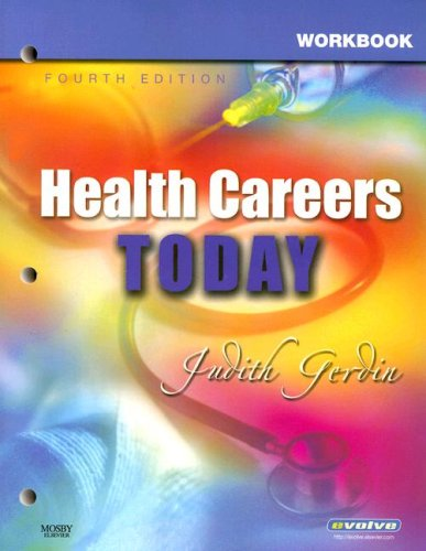 Workbook for Health Careers Today 9780323048422