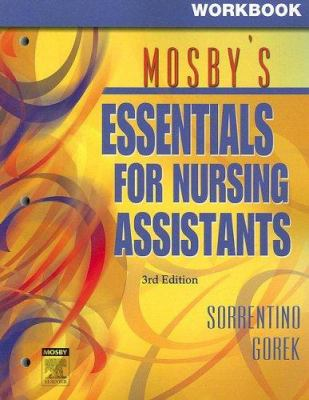 Workbook for Mosby's Essentials for Nursing Assistants 9780323037600