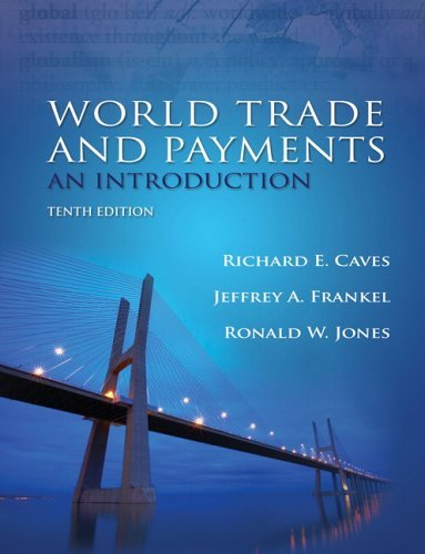 World Trade and Payments: An Introduction 9780321226600