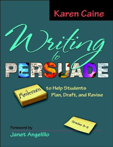 Writing to Persuade 9780325017341