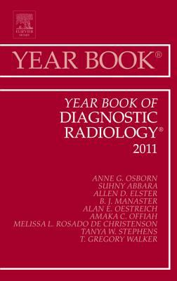 The Year Book of Diagnostic Radiology 9780323084116