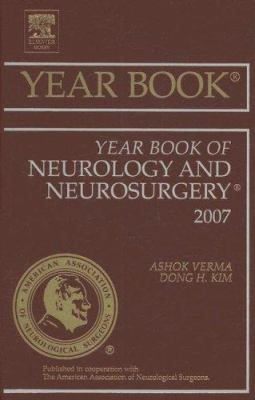 Year Book of Neurology and Neurosurgery 9780323046749