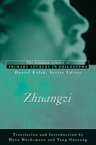 Zhuangzi 9780321273567