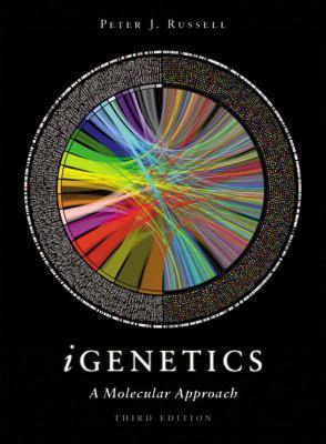 iGenetics: A Molecular Approach - 3rd Edition