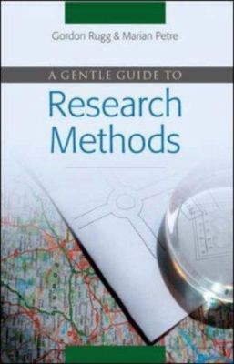 A Gentle Guide to Research Methods 9780335219285