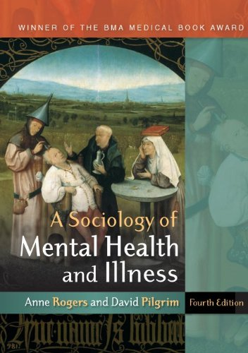 A Sociology of Mental Health and Illness 9780335236657
