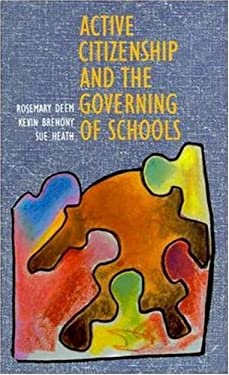 Active Citizenship and the Governing of Schoolsaa 9780335191833