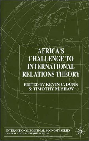 Africa's Challenge to International Relations Theory 9780333918289