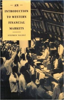 An Introduction to Western Financial Markets 9780333597668