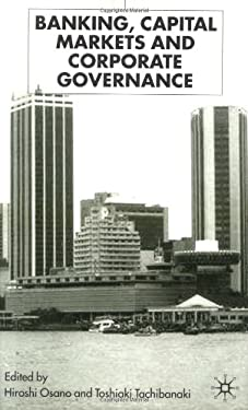 Banking, Capital Markets and Corporate Governance 9780333771365
