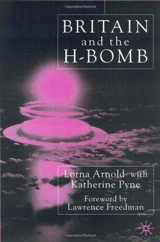 Britain and the H-bomb 9780333947425
