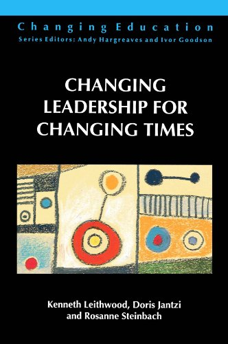 Changing Leadership for Changing Times 9780335195220