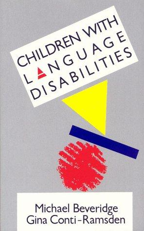 Children W/Language Disabilit CL