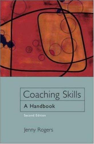 Coaching Skills: A Handbook 9780335225521