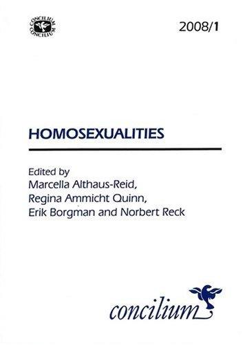 Concilium 2003/3 Homosexualities 9780334030973