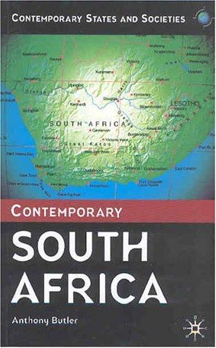 Contemporary South Africa 9780333715192