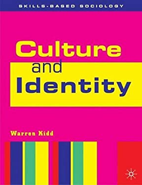 Culture and Identity 9780333790021