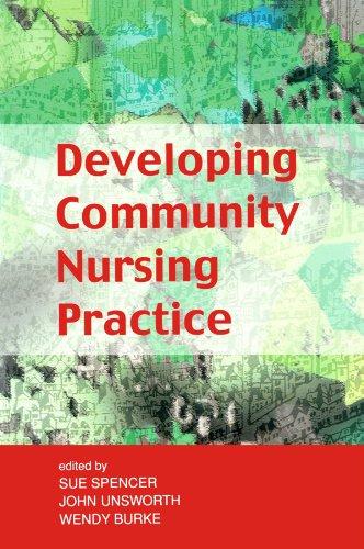 Developing Community Nursing Practice 9780335205578
