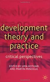 Development Theory and Practice: Critical Perspectives 1036062